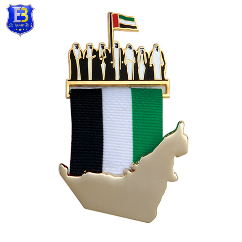 Humorous Australia Germany Friendship Flag Label Pin Metal Badge Badges Icon Bag Decoration Buttons Brooch For Clothes 1pc Ample Supply And Prompt Delivery Badges Apparel Sewing & Fabric