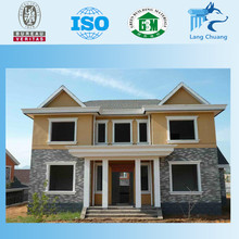 Hotel Project Exterior Decorative Light Weigth EPS Foam Cornice Molding Lines