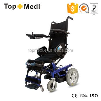 silla de ruedas electrica translate to english