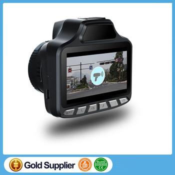 3 In 1 Car Dvr Radar Detector With Russian Voice Gps Pre-warning Car Cam Hd  Dash Cam Anti Radar Video Registrator - Buy Car Dvr,Radar Detector,Anti