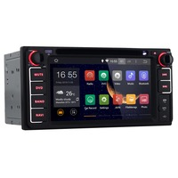 2Din Gps Bluetooth Wifi Dvd Car Audio Android System For Toyota