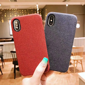 Free Shipping For iPhone X 8 7 plus Luxury Leather Case For Apple Mobile Phone XR Xs Max Women Cover Case