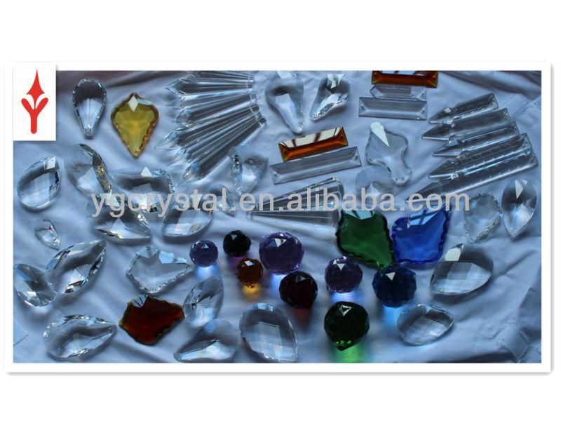 Wunderbar Hohe Qualität Faceted Kristallkugeln Für Kronleuchter Hängende Glaskugel  Hängende Kristallkugel
