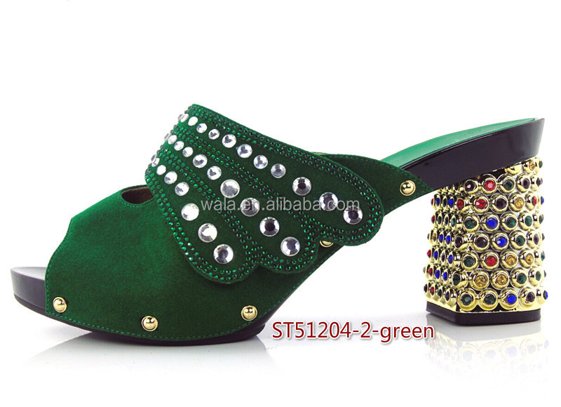 ladies heel ST51204 shoes good price mid RED with shoes 1 shoes rhinestone SpgqX5w
