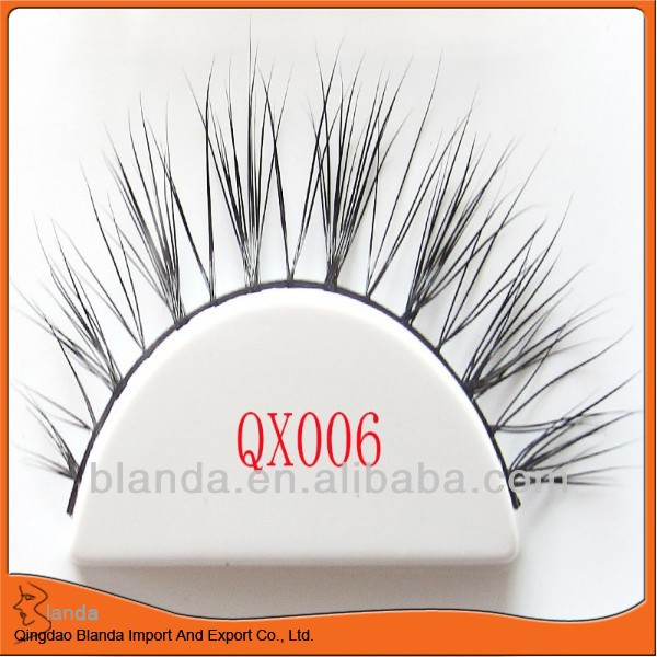 100% natural mink eyelash extensions