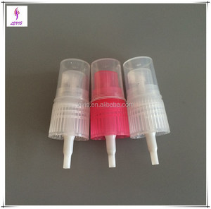 0.13ml plastic screw microsprayer with cover