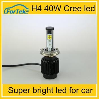 Super Bright H4 Led Headlight Bulb H4 Car Led Light Wholesale ...