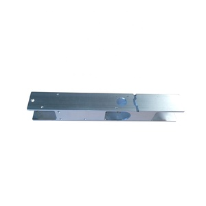 High quality cnc machined 6061 aluminium profiles square tube