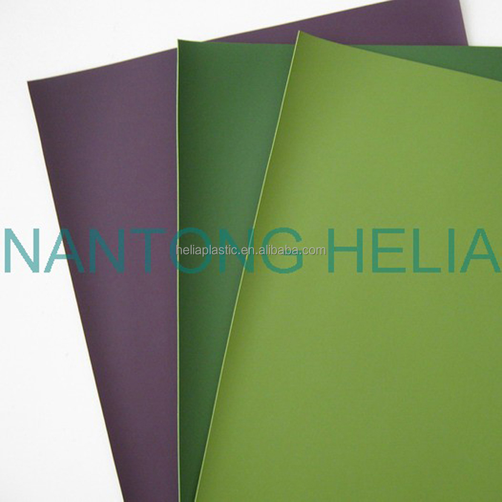 pvc soft film in rolls book cover roll PVC cover