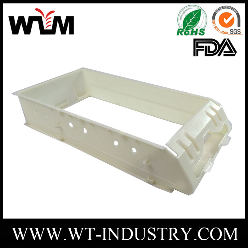 Guangdong professional currency detector shell plastic injection mould maker