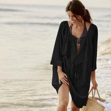 14fd524ad702e45 Купить Пляже Кафтан Платье оптом из Китая