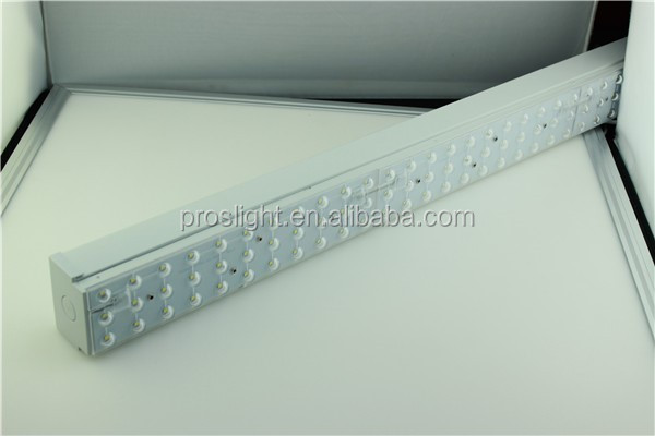 36w,54w led linear trunking wiring system &led line