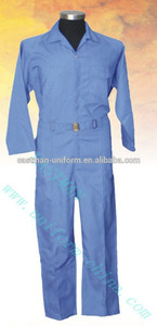 poplin overall workwear coverall/cheap coverall working overal /safety workwear uniform industrial working clothes
