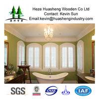 PVC Window Platation Shutters