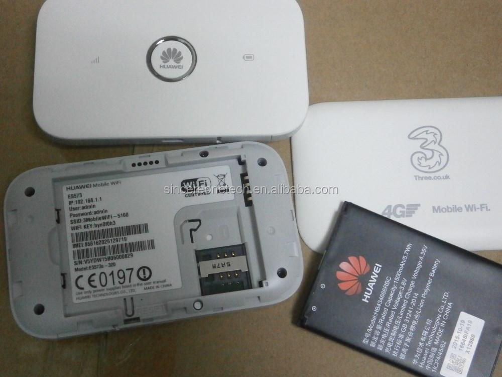 Huawei Mobile Wifi Hotspot E5573s-606 - Buy E5573s-606,E5573s-609,Huawei 4g  Router Product on Alibaba com