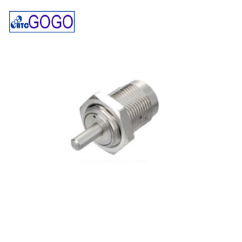single acting spring return micro pneumatic cylinder