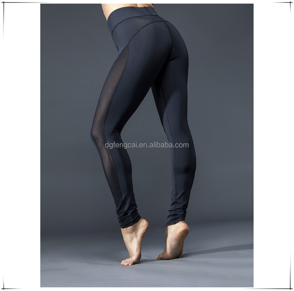 Mesh Compression Leggings