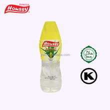 Houssy big aloe cube kosher FDA bottle flavored aloe vera soft drink