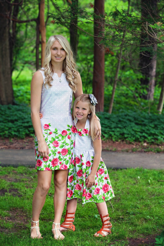 2015 new products mother daughter matching clothes, mother and daughter, mommy and me clothes