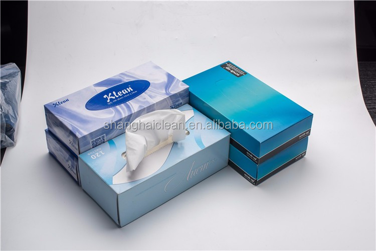 Soft White Facial Tissue