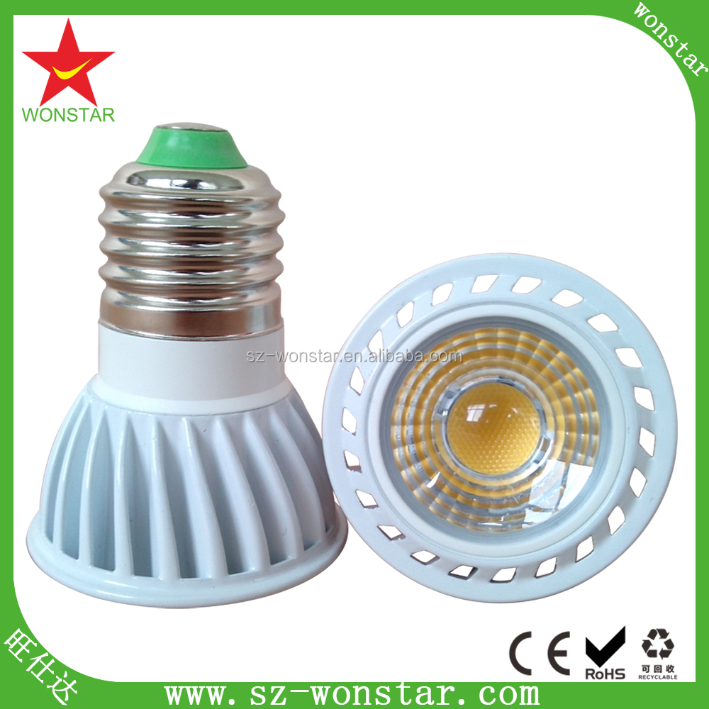 indoor AC85-265V led spot lamp 3w led spotlight for wall ceilings