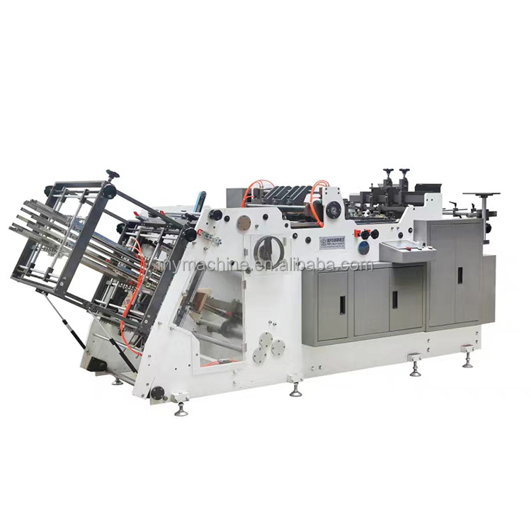 Competitive Price Automatic Take Away Food Corrugated Box Making Machine