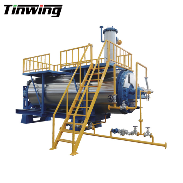 High Temperature Animal Poultry Waste Rendering Equipment
