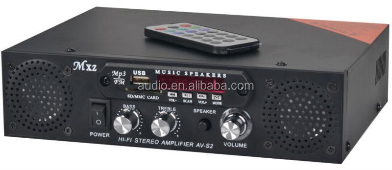 av s2 super mini audio amplifier with echo buy mini audio amplifier mini audio amplifier with. Black Bedroom Furniture Sets. Home Design Ideas
