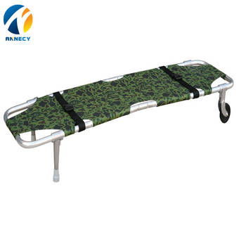 AC-FS016 Portable Ambulance Medical Military four folding stretcher malaysia for sale