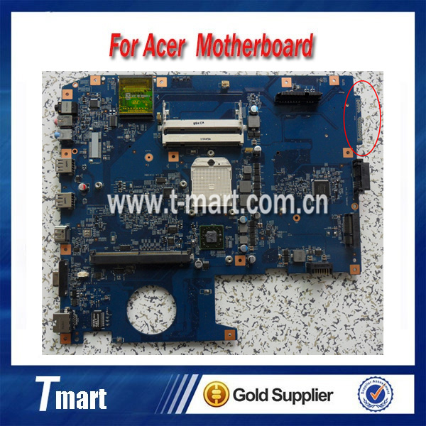 100% working Laptop Motherboard for Acer JM70-PU 48.4CE01.021 7535 7535G Series Mainboard,Fully tested.