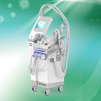 skin care fractional rf face lift nd yag skin tightening machine