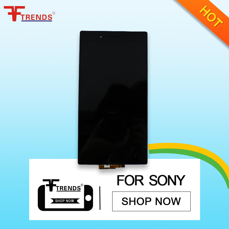original repair parts touch screen replacement for sony xperia z4 tablet lcd tablet compact display assembly