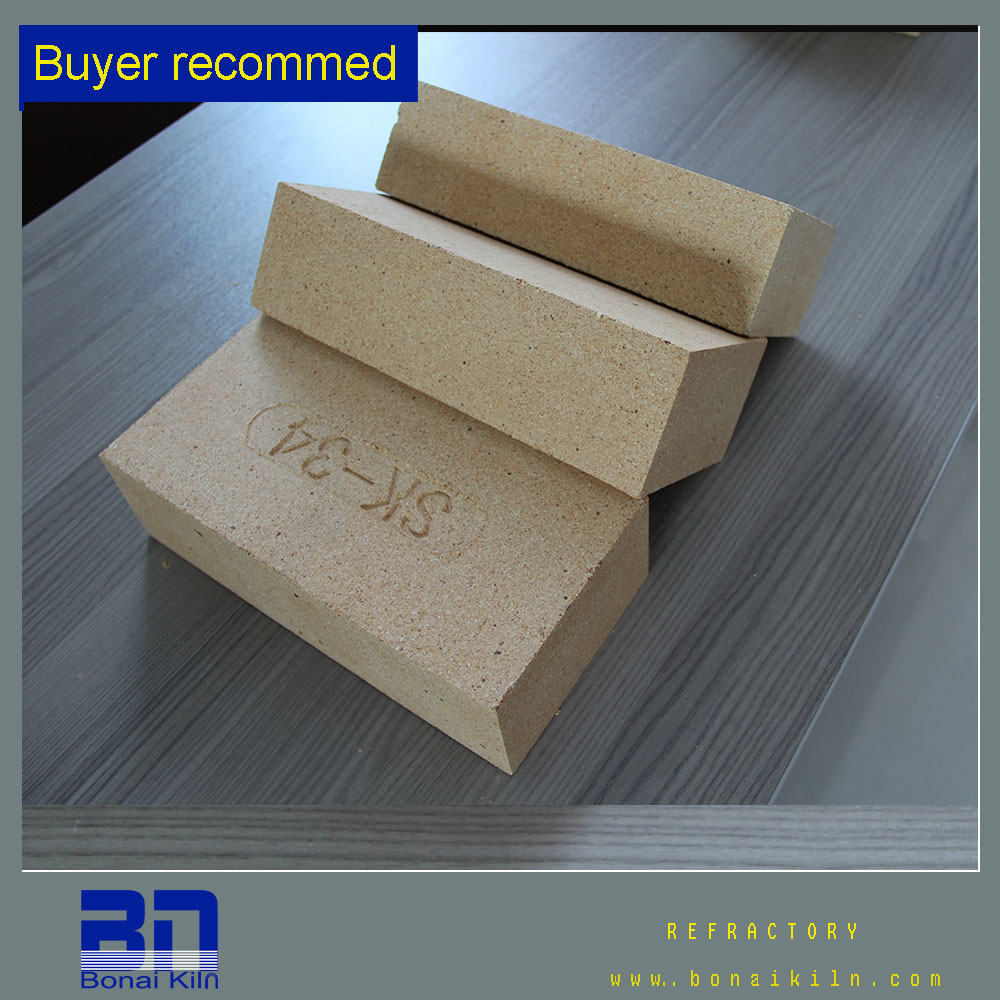 Refractory Firebricks/fire Bricks Of Clay Material For