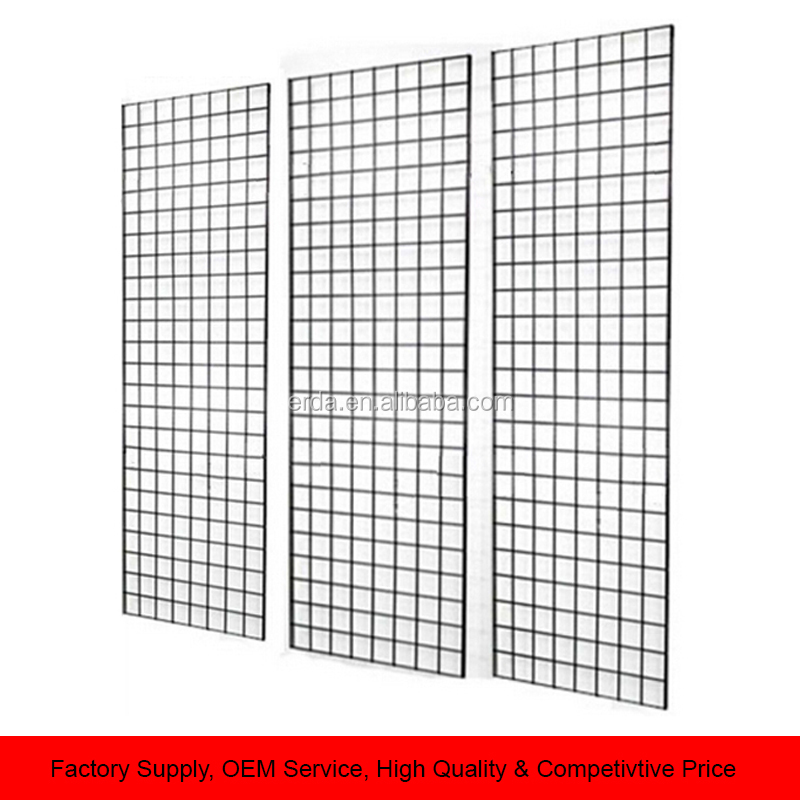 welded wire grid panels/metal fence panels