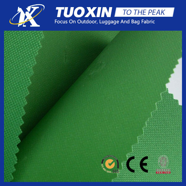 High quality PVC polyester oxford fabric wholesale/waterproof awning fabric/car roof luggage fabric