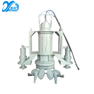 High Standard dewatering mining sand pump submersible