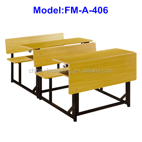No Fm A 021 Hot Sale University Study Table And Chair Set