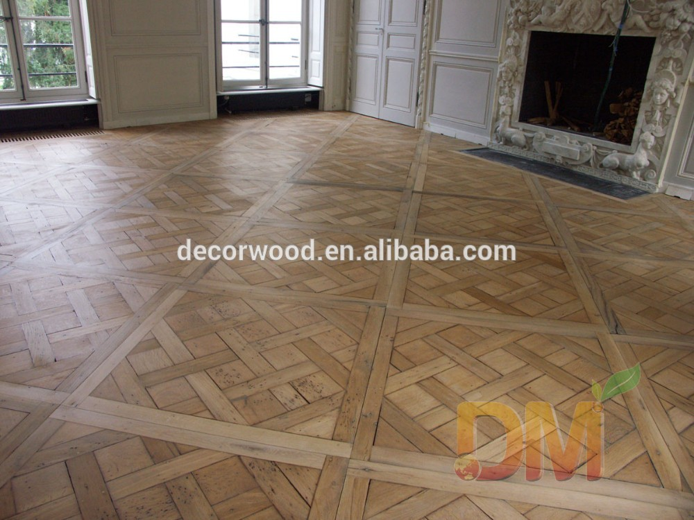 French style natural versailles parquet engineered wood for Purchase wood flooring