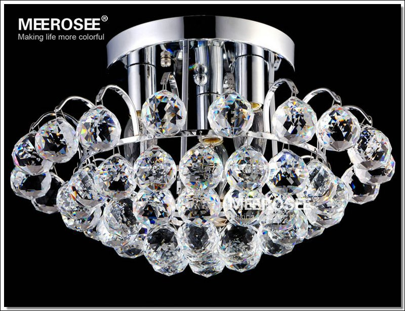 Beautiful Crystal Decoration Ceiling Lights For Bedroom Fancy ...