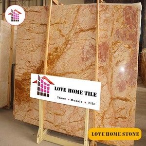 chinese product Picasso Golden Marble