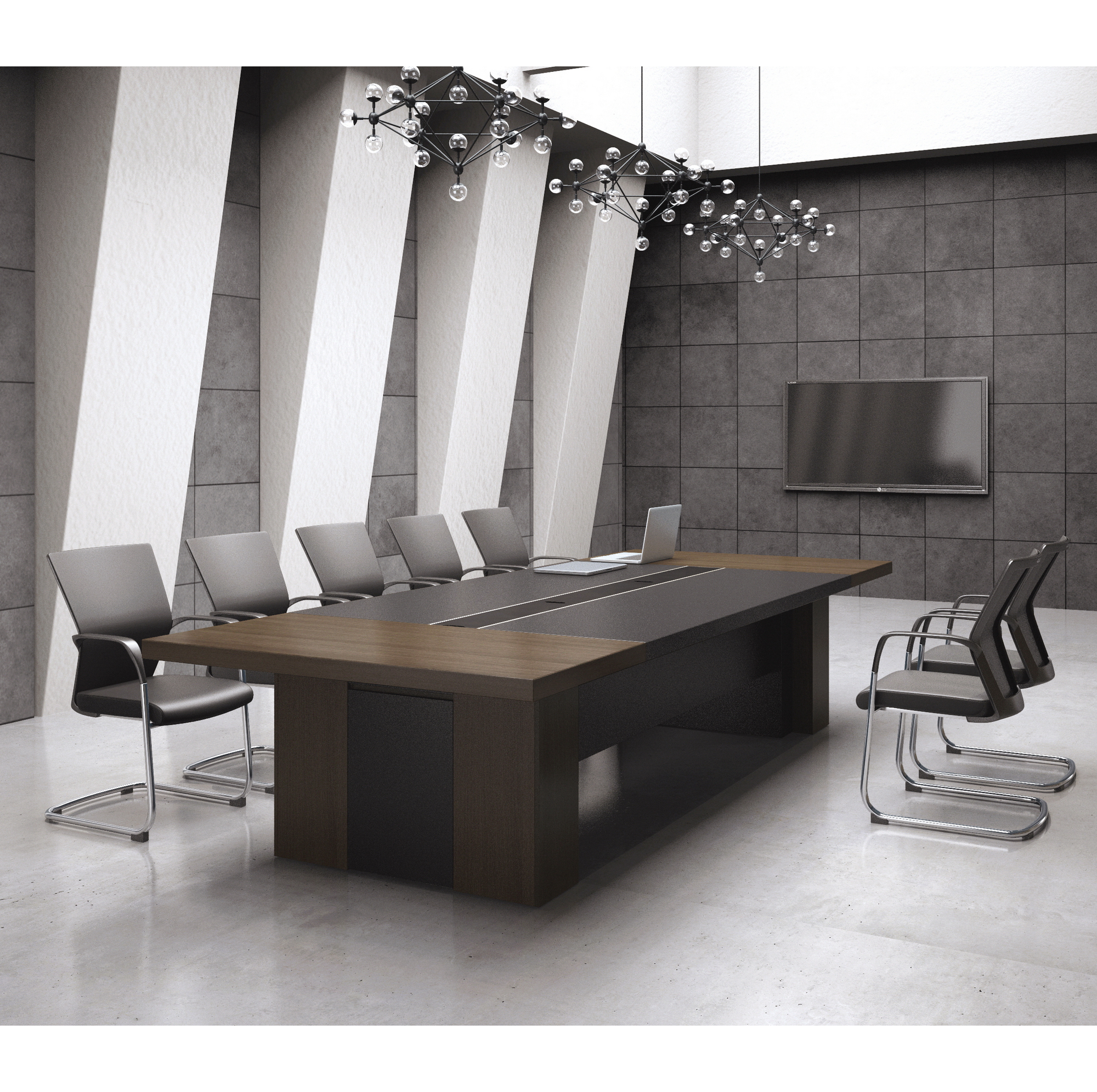 Modern meeting room office furniture conference table