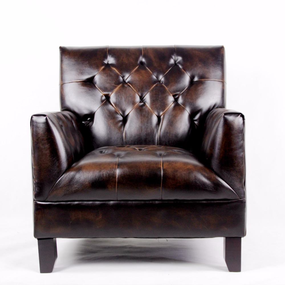 Leather Club Chair Leather Club Chair Suppliers And Manufacturers  # Muebles City Club
