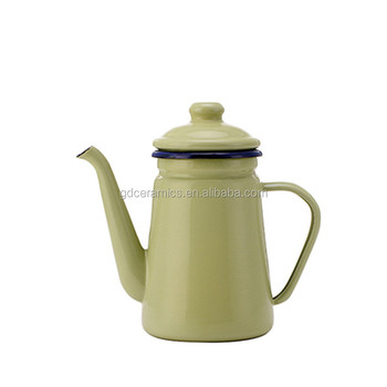 China Supplier Coffee Pot Enamel Camping Tea Kettle Price Buy