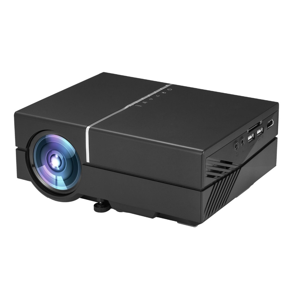 LED <strong>Projector</strong> 2600 Lumens Mini Portable <strong>Projector</strong> for Home Theater Games TVs or Video