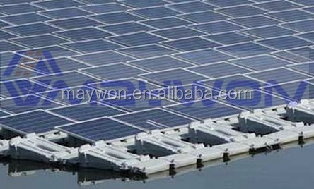2017 New technology Solar Floating Mounting Structure System over Water