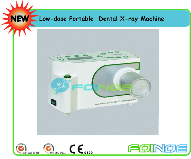 Low-dose Portable Dental X-ray