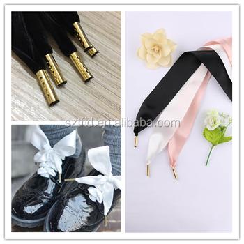 169a2a18c9ef Ribbon shoelace Grosgrain ribbon shoelaces  Satin ribbon shoelaces of high  quality