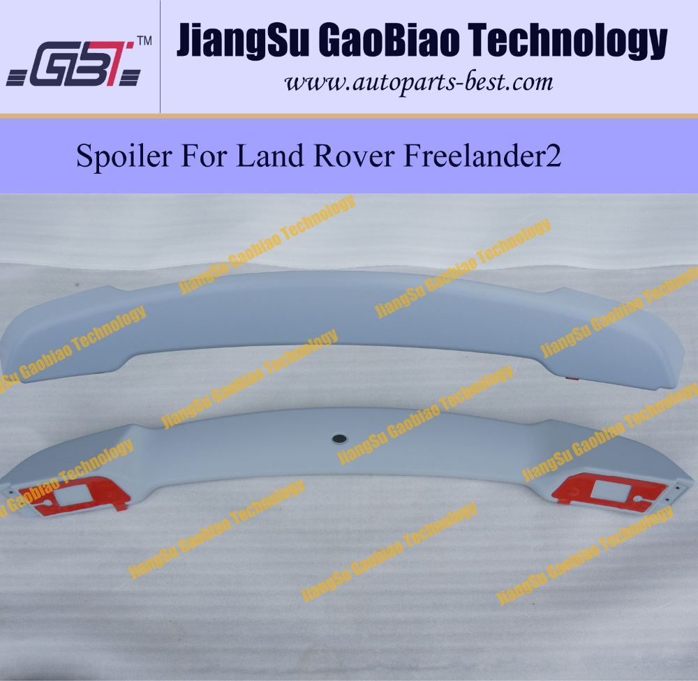 Roof Spoiler for Land Rover freelander 2 ABS material parts