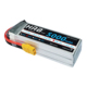HRB RC Lipo 2S 3S 4S 5S 6S 5000mAh 7.4V 11.1v 14.8V 18.5V 22.2V 50C MAX 100C RC LiPo Battery For Remote Control Model Quadcopter