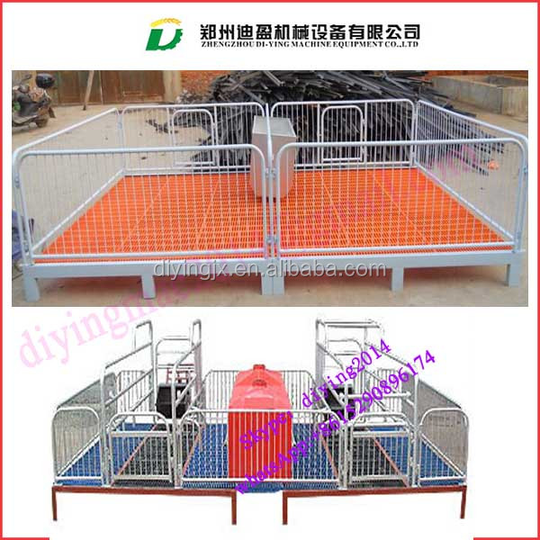 Sows farrowing pen /Pig pen sow farrowing cage /Pig raising equipment,adjustable sow farrowing pen